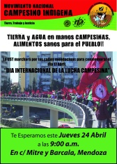 Flyer marcha 17 abril