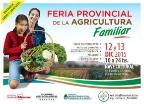 La UST invita a Feria provincial de la agricultura familiar – 12 y 13 dediciembre