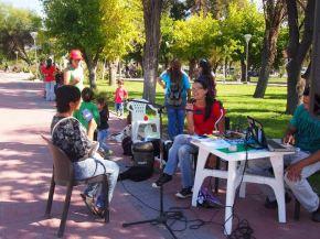 La UST conmemoró el Dia Internacional de la Mujer Trabajadora junto a lagente