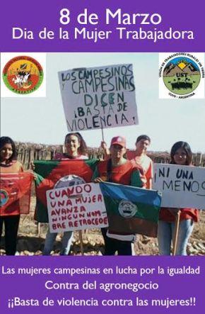 Dia Internacional de la MujerTrabajadora