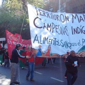Tunuyan: El Gobierno de la Provincia Avanza con privatizar tierras publicas de forma poco transparente y avasallando derechos de familiascampesinas