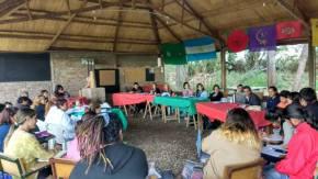 Comenzó formalmente la Tecnicatura Superior de Economía Social y Desarrollo Local en la Escuela Campesina Agroecologia de laUST