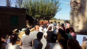 Lavalle: Familias campesinas de la UST resisten desalojo, tiroteos y amenazas de empresario en laPega